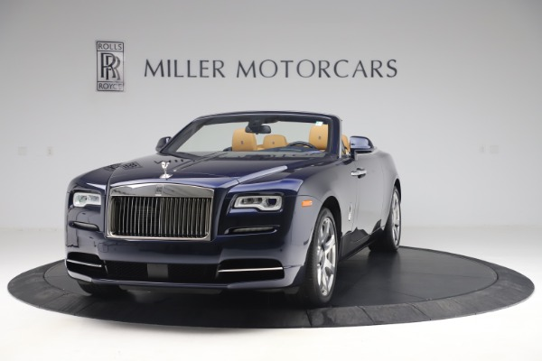 Used 2017 Rolls-Royce Dawn for sale Sold at McLaren Greenwich in Greenwich CT 06830 1