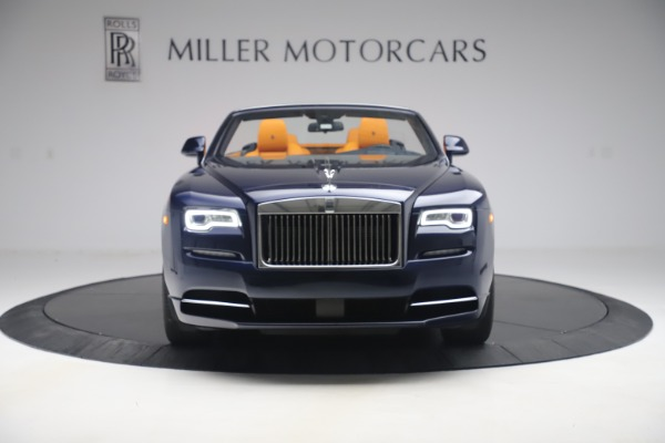 Used 2017 Rolls-Royce Dawn for sale $265,900 at McLaren Greenwich in Greenwich CT 06830 2