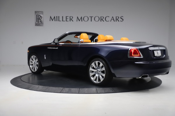 Used 2017 Rolls-Royce Dawn for sale $265,900 at McLaren Greenwich in Greenwich CT 06830 4