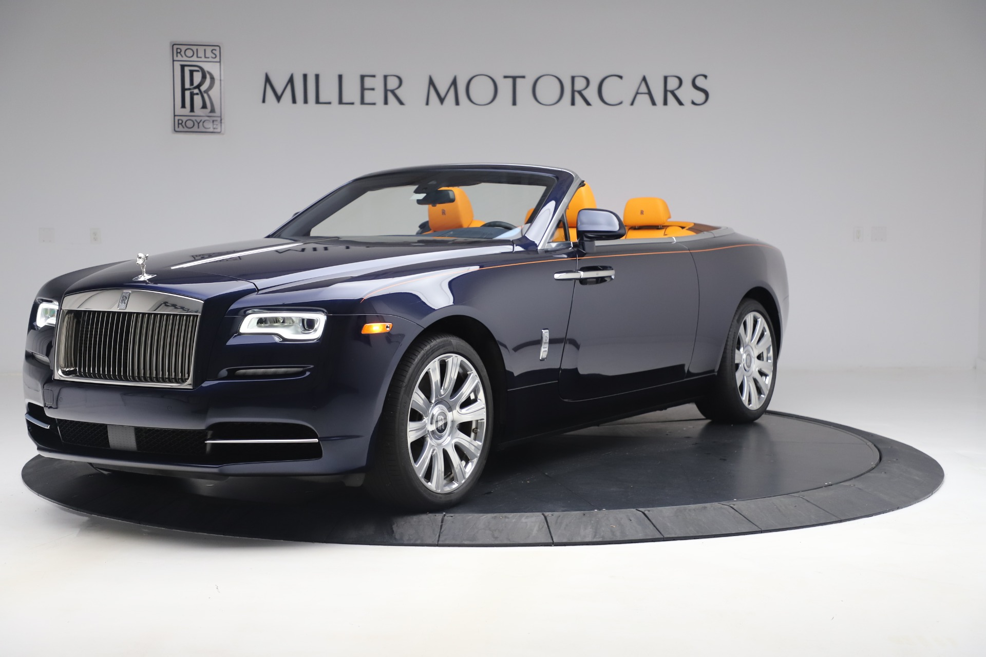 Used 2017 Rolls-Royce Dawn for sale $265,900 at McLaren Greenwich in Greenwich CT 06830 1