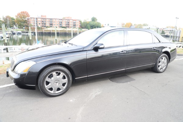 Used 2009 Maybach 62 for sale Sold at McLaren Greenwich in Greenwich CT 06830 2