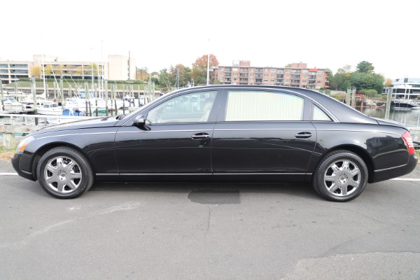 Used 2009 Maybach 62 for sale Sold at McLaren Greenwich in Greenwich CT 06830 3