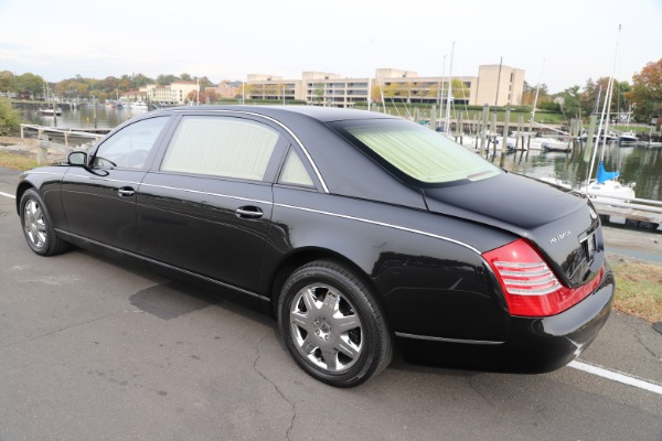 Used 2009 Maybach 62 for sale Sold at McLaren Greenwich in Greenwich CT 06830 4