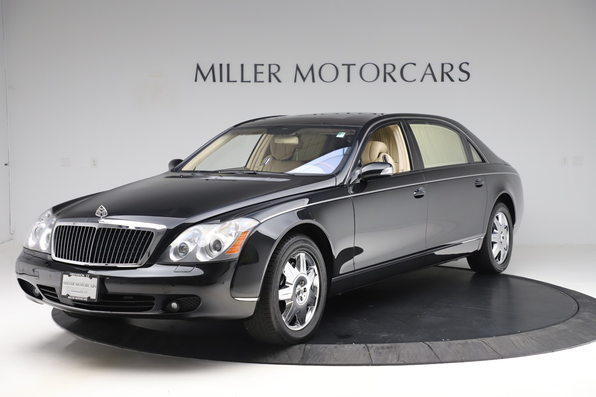 Used 2009 Maybach 62 for sale Sold at McLaren Greenwich in Greenwich CT 06830 1