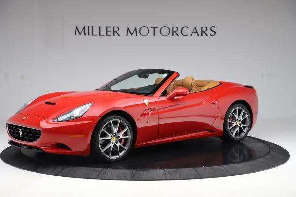 Used 2013 Ferrari California 30 for sale $114,900 at McLaren Greenwich in Greenwich CT 06830 2