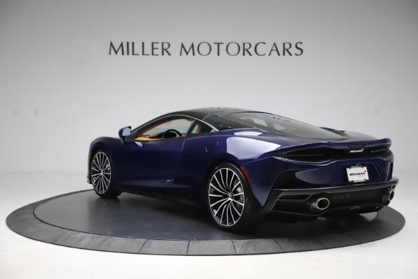 New 2020 McLaren GT Luxe for sale Sold at McLaren Greenwich in Greenwich CT 06830 3