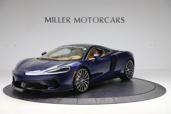 New 2020 McLaren GT Luxe for sale Sold at McLaren Greenwich in Greenwich CT 06830 1