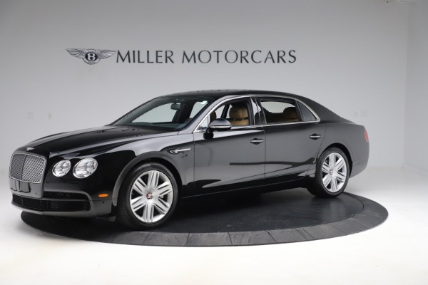 Used 2016 Bentley Flying Spur V8 for sale $119,900 at McLaren Greenwich in Greenwich CT 06830 2