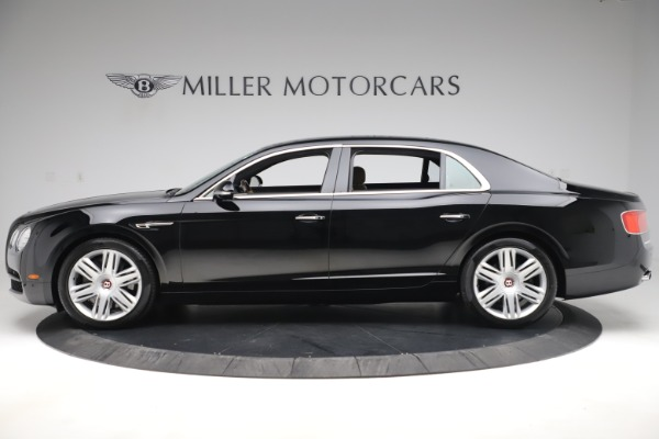 Used 2016 Bentley Flying Spur V8 for sale $119,900 at McLaren Greenwich in Greenwich CT 06830 3