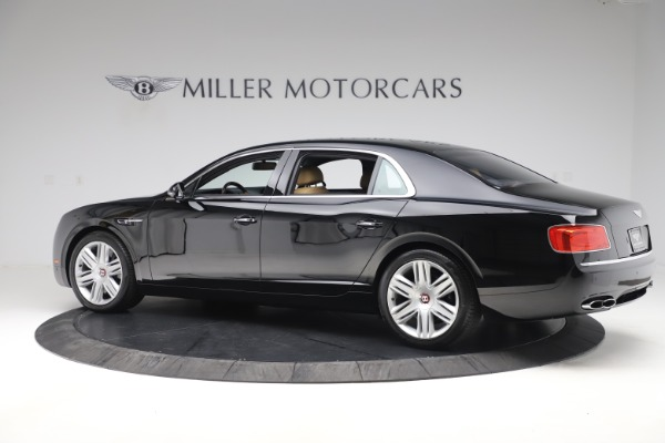 Used 2016 Bentley Flying Spur V8 for sale $119,900 at McLaren Greenwich in Greenwich CT 06830 4