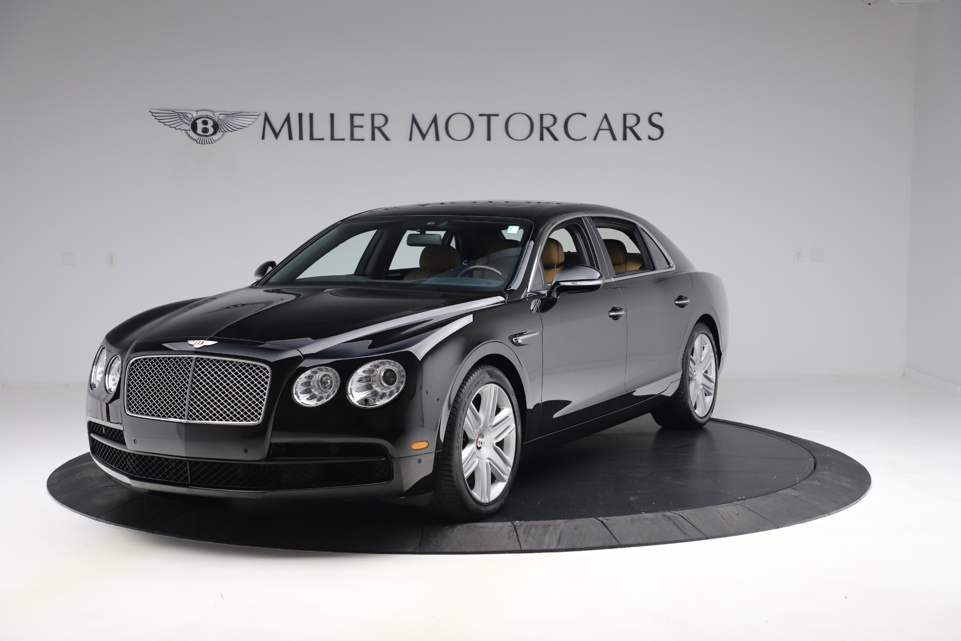 Used 2016 Bentley Flying Spur V8 for sale Sold at McLaren Greenwich in Greenwich CT 06830 1