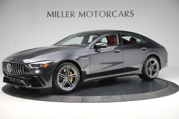 Used 2019 Mercedes-Benz AMG GT 63 S for sale Sold at McLaren Greenwich in Greenwich CT 06830 2