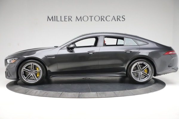 Used 2019 Mercedes-Benz AMG GT 63 S for sale Sold at McLaren Greenwich in Greenwich CT 06830 3
