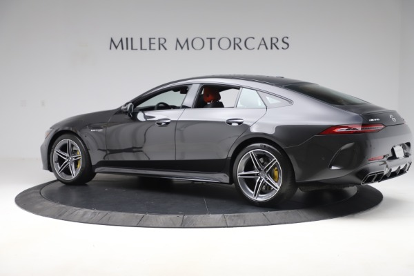 Used 2019 Mercedes-Benz AMG GT 63 S for sale Sold at McLaren Greenwich in Greenwich CT 06830 4
