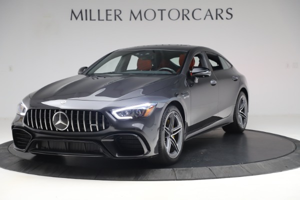 Used 2019 Mercedes-Benz AMG GT 63 S for sale Sold at McLaren Greenwich in Greenwich CT 06830 1