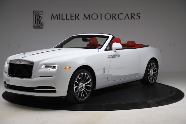 New 2020 Rolls-Royce Dawn for sale $404,675 at McLaren Greenwich in Greenwich CT 06830 3