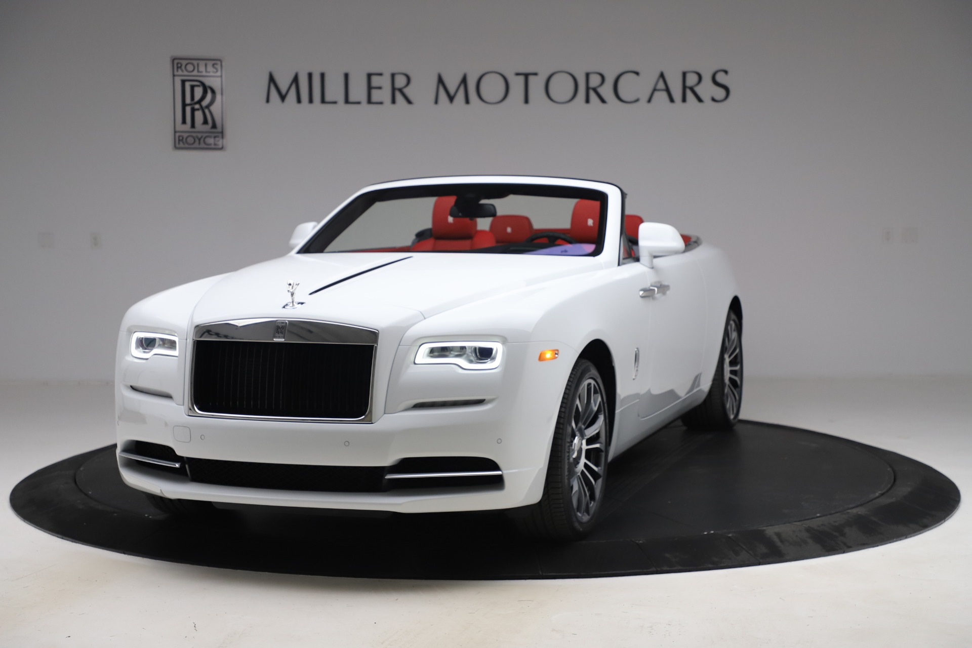 New 2020 Rolls-Royce Dawn for sale $404,675 at McLaren Greenwich in Greenwich CT 06830 1