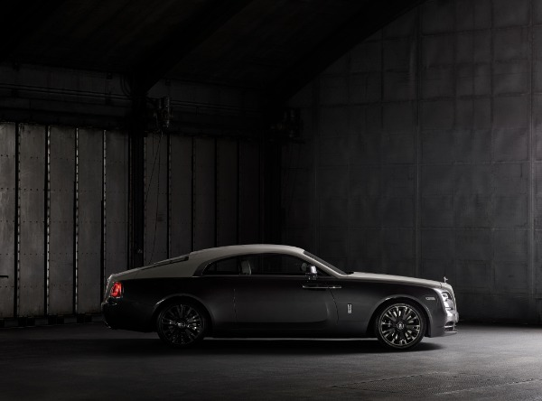 New 2020 Rolls-Royce Wraith Eagle for sale Sold at McLaren Greenwich in Greenwich CT 06830 3