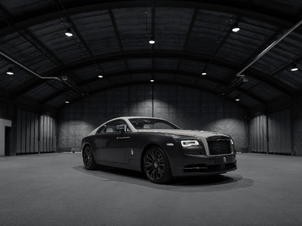 New 2020 Rolls-Royce Wraith Eagle for sale Sold at McLaren Greenwich in Greenwich CT 06830 1