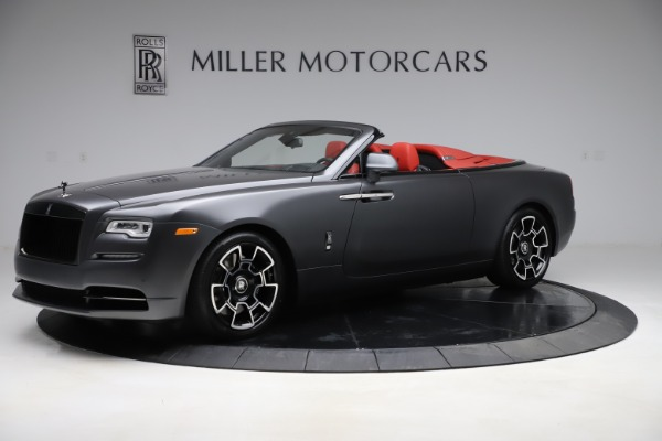 New 2020 Rolls-Royce Dawn Black Badge for sale $477,975 at McLaren Greenwich in Greenwich CT 06830 3