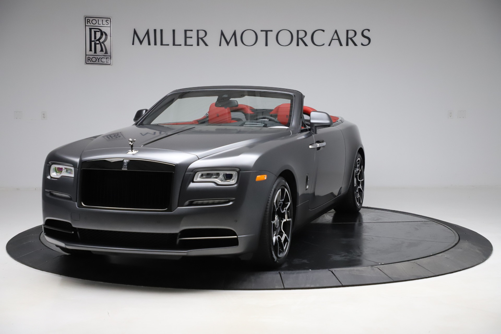 New 2020 Rolls-Royce Dawn Black Badge for sale $477,975 at McLaren Greenwich in Greenwich CT 06830 1