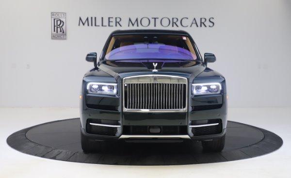 New 2020 Rolls-Royce Cullinan for sale $348,975 at McLaren Greenwich in Greenwich CT 06830 2