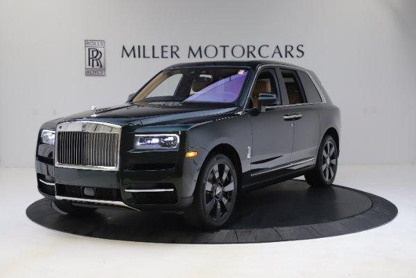 New 2020 Rolls-Royce Cullinan for sale $348,975 at McLaren Greenwich in Greenwich CT 06830 1