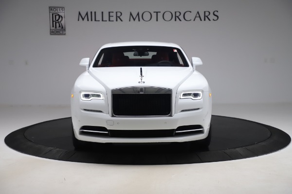 New 2020 Rolls-Royce Wraith for sale $392,325 at McLaren Greenwich in Greenwich CT 06830 2