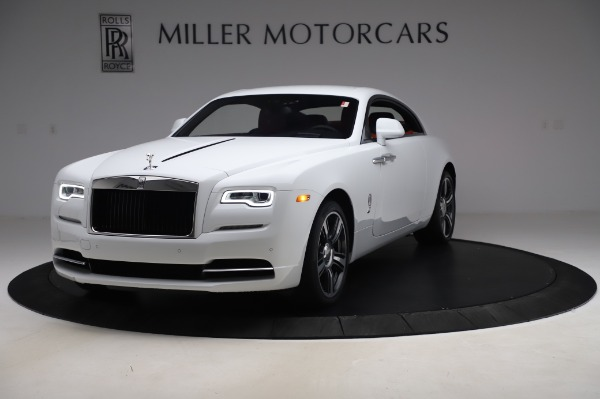 New 2020 Rolls-Royce Wraith for sale $392,325 at McLaren Greenwich in Greenwich CT 06830 1