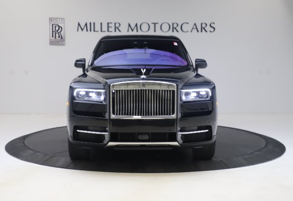 New 2020 Rolls-Royce Cullinan for sale Sold at McLaren Greenwich in Greenwich CT 06830 2