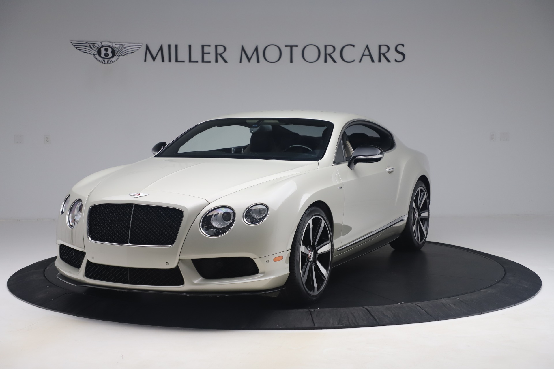 Used 2014 Bentley Continental GT V8 S for sale Sold at McLaren Greenwich in Greenwich CT 06830 1