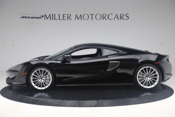Used 2017 McLaren 570GT Coupe for sale $149,900 at McLaren Greenwich in Greenwich CT 06830 2