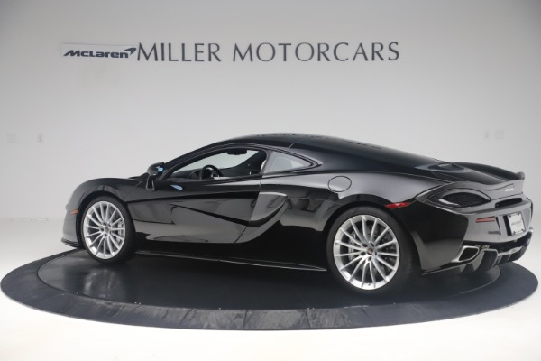 Used 2017 McLaren 570GT Coupe for sale $149,900 at McLaren Greenwich in Greenwich CT 06830 3