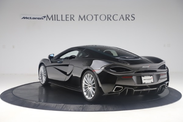 Used 2017 McLaren 570GT Coupe for sale $149,900 at McLaren Greenwich in Greenwich CT 06830 4