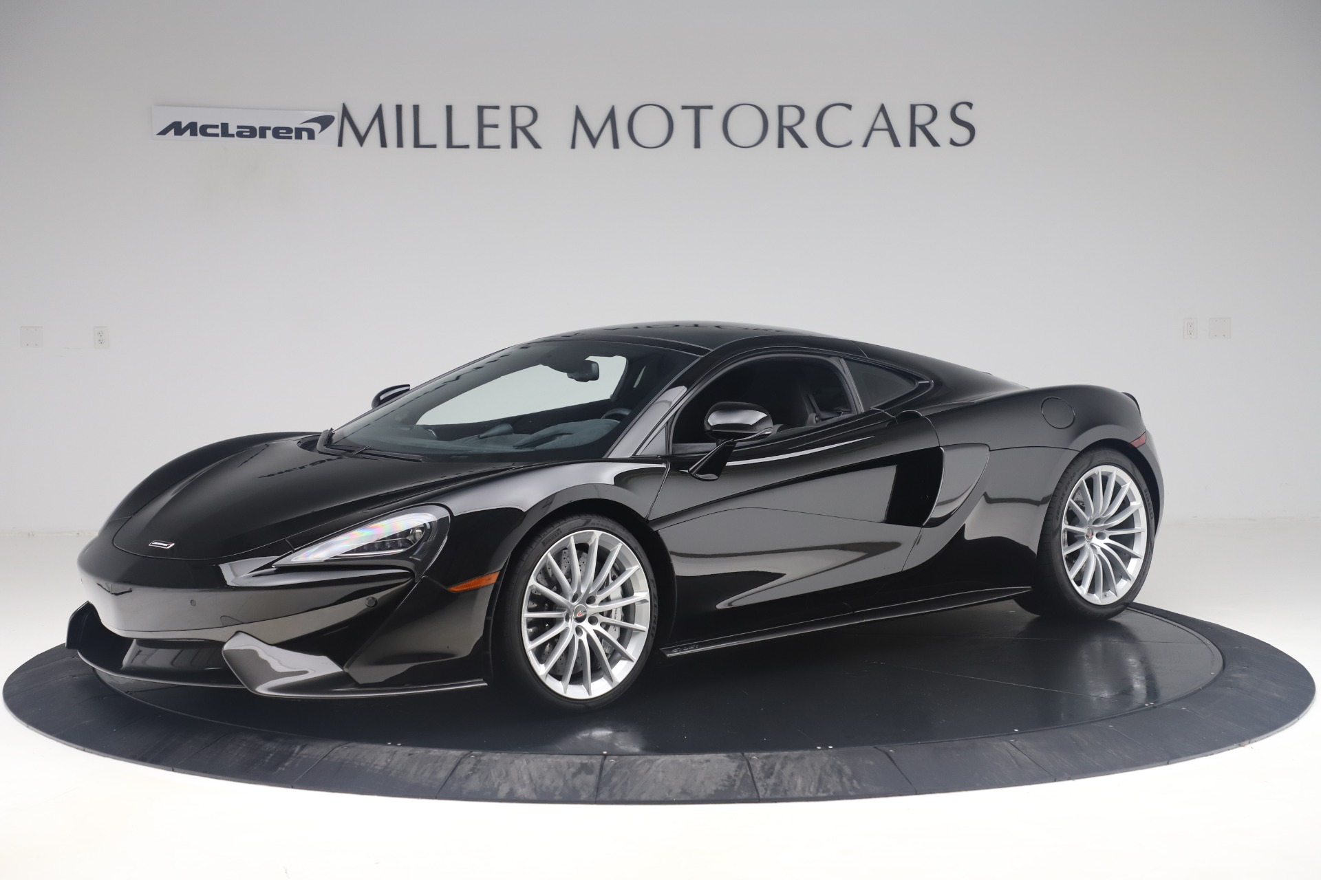 Used 2017 McLaren 570GT Coupe for sale $149,900 at McLaren Greenwich in Greenwich CT 06830 1