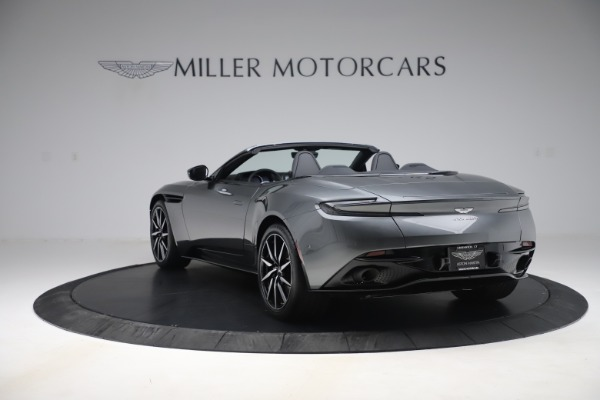 New 2020 Aston Martin DB11 Volante Convertible for sale Sold at McLaren Greenwich in Greenwich CT 06830 4