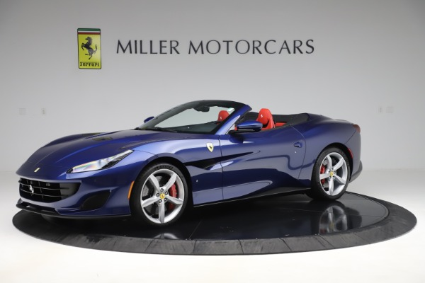 Used 2019 Ferrari Portofino for sale $227,900 at McLaren Greenwich in Greenwich CT 06830 2