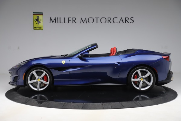 Used 2019 Ferrari Portofino for sale $227,900 at McLaren Greenwich in Greenwich CT 06830 3