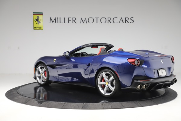 Used 2019 Ferrari Portofino for sale $227,900 at McLaren Greenwich in Greenwich CT 06830 4