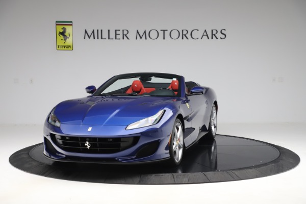 Used 2019 Ferrari Portofino for sale $227,900 at McLaren Greenwich in Greenwich CT 06830 1