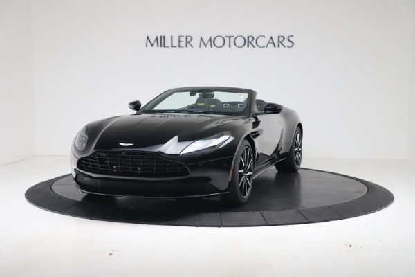 New 2020 Aston Martin DB11 Volante Convertible for sale Sold at McLaren Greenwich in Greenwich CT 06830 2
