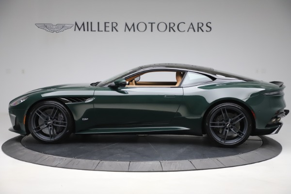New 2020 Aston Martin DBS Superleggera Coupe for sale Sold at McLaren Greenwich in Greenwich CT 06830 3