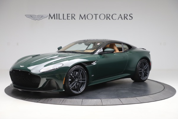 New 2020 Aston Martin DBS Superleggera Coupe for sale Sold at McLaren Greenwich in Greenwich CT 06830 1