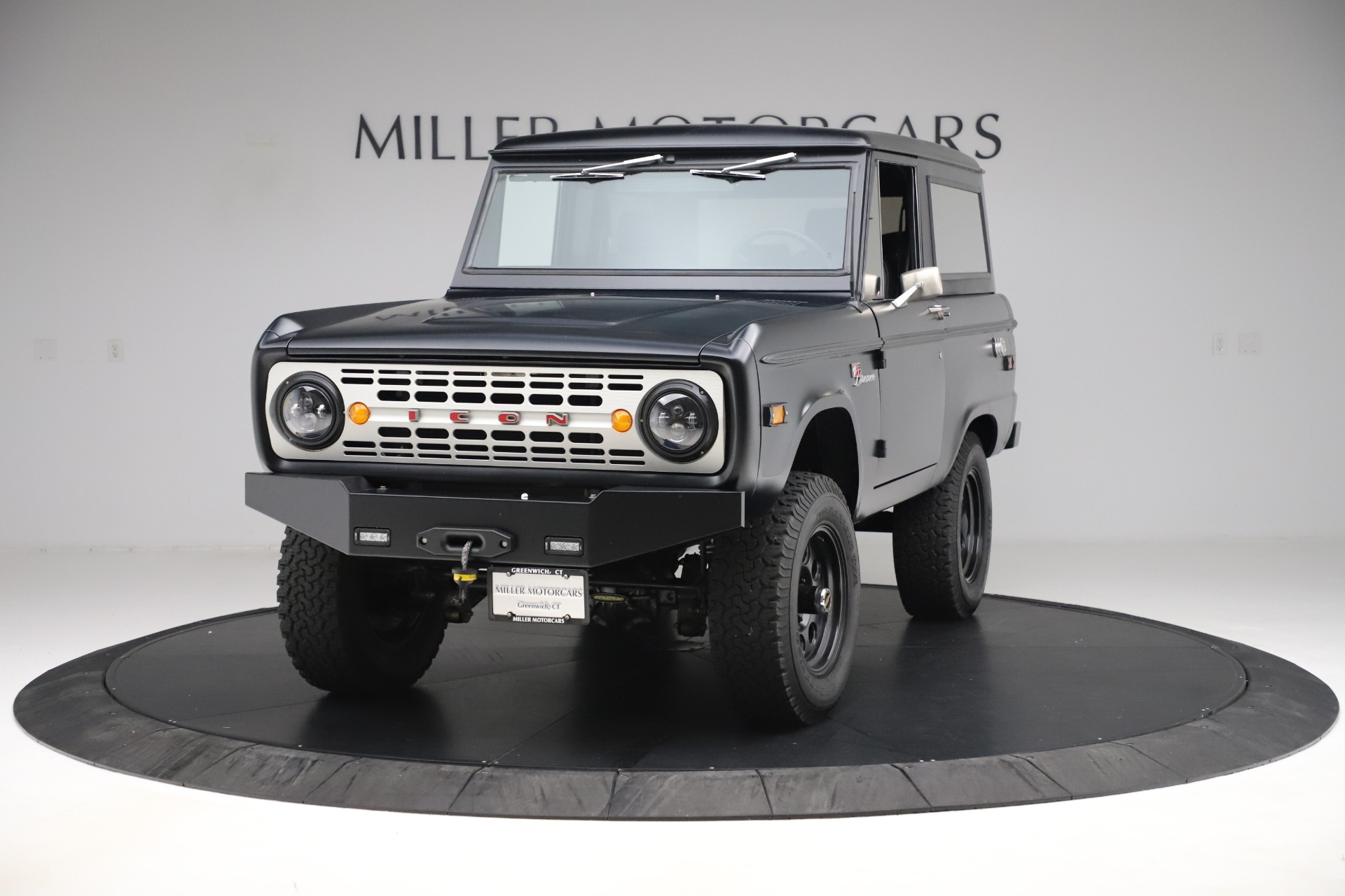 Used 1972 Ford Bronco Icon for sale Sold at McLaren Greenwich in Greenwich CT 06830 1
