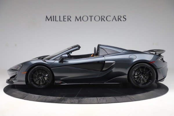 Used 2020 McLaren 600LT SPIDER Convertible for sale $249,900 at McLaren Greenwich in Greenwich CT 06830 2