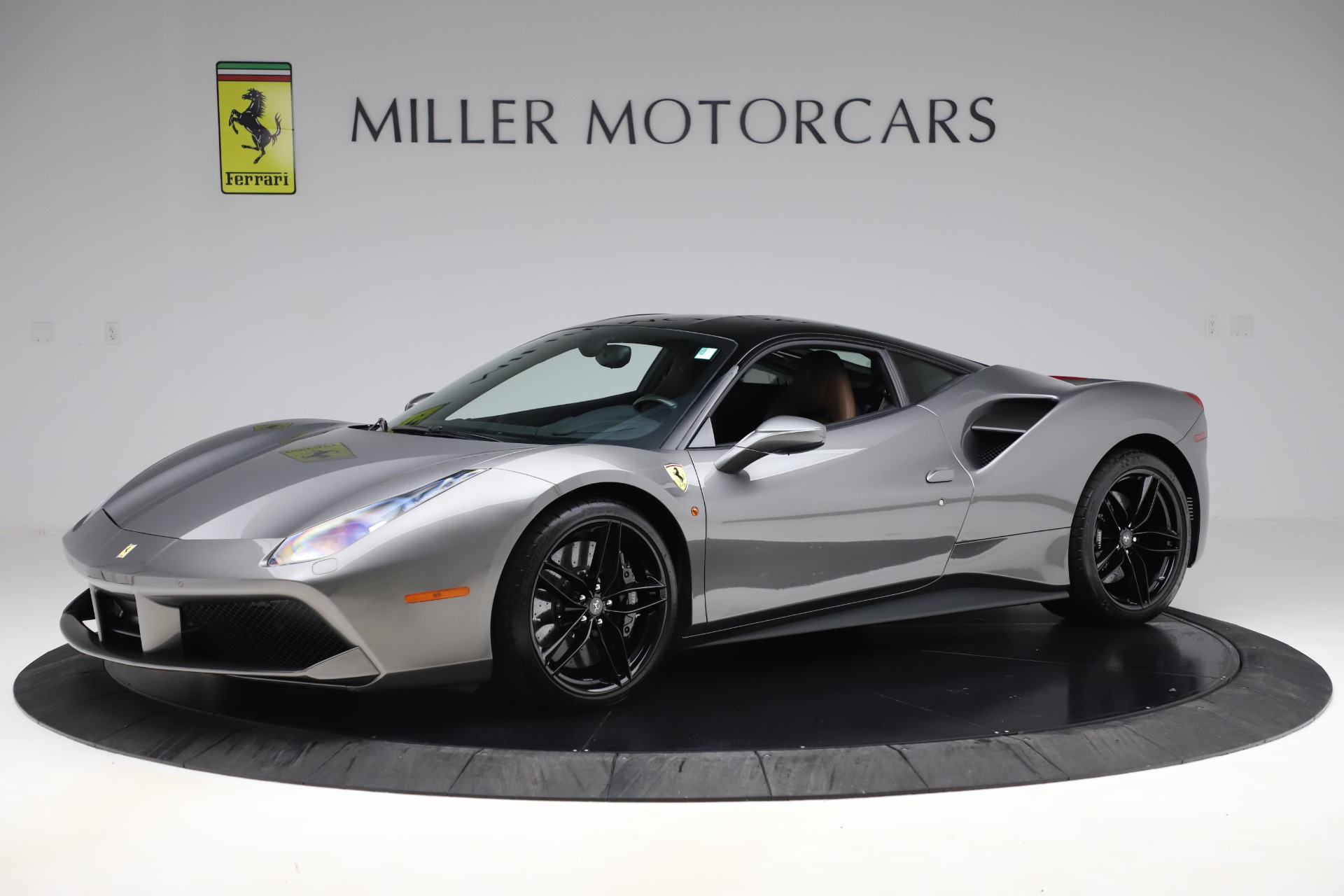 Pre Owned 2016 Ferrari 488 Gtb For Sale 242 900 Mclaren Greenwich Stock 4616
