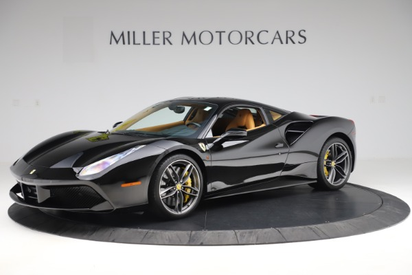 Used 2017 Ferrari 488 GTB for sale $240,900 at McLaren Greenwich in Greenwich CT 06830 2