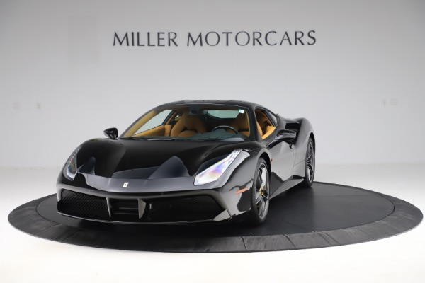 Used 2017 Ferrari 488 GTB for sale $240,900 at McLaren Greenwich in Greenwich CT 06830 1