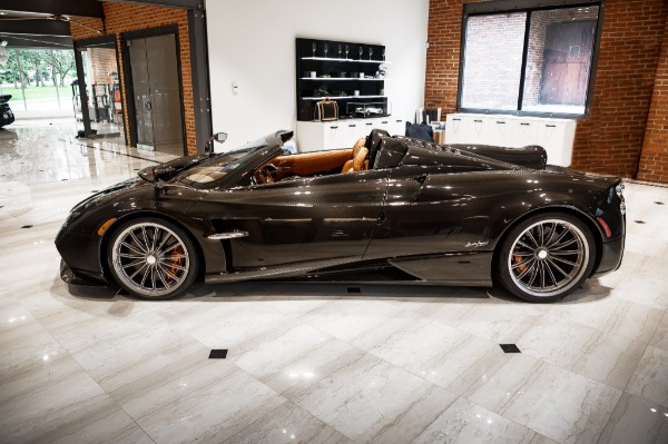 Used 2017 Pagani Huayra Roadster Roadster for sale Call for price at McLaren Greenwich in Greenwich CT 06830 2