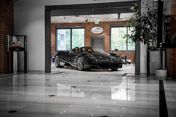 Used 2017 Pagani Huayra Roadster Roadster for sale Call for price at McLaren Greenwich in Greenwich CT 06830 4